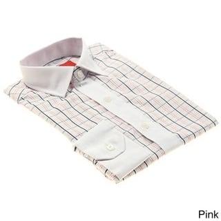 Elie Balleh Men's Slim Fit Collared Dress Shirt|https://ak1.ostkcdn.com/images/products/9694368/P16871903.jpg?impolicy=medium
