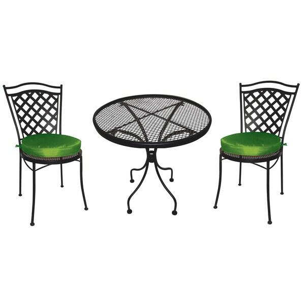 charleston 3piece patio furniture set - Overstock Patio Furniture