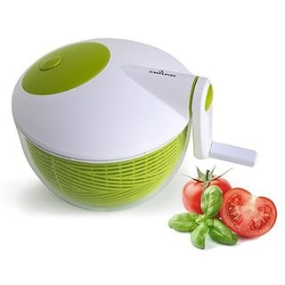Culina 3-quart Space Saver Compact Salad Spinner
