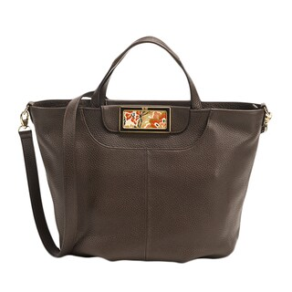 Wa Obi Phoebe Handle Bag
