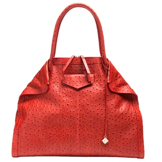 Wa Obi Violet Shoulder Bag