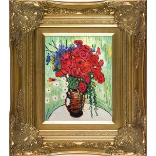 Floral Art Gallery For Less Overstockcom - Artist plants 12 acre field to create a giant artwork inspired by van gogh