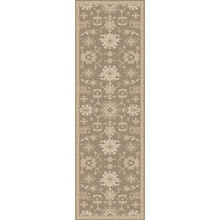 Hand-tufted Nolan Traditional Wool Area Rug