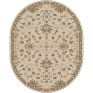 Link to Hand-tufted Karla Traditional Wool Area Rug Similar Items in Rugs