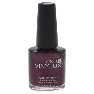 CND Vinylux Dark Lava Nail Polish