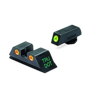 Meprolight Glock 10mm/45 ACP Fixed Set TD Sight