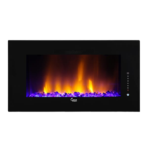 free standing electric fireplace suites home depot in uk luxury linear wall mount recess freestanding multicolor flame firepl