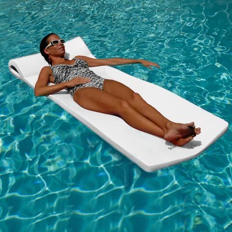 TRC Recreation Sunsation Vinyl/Foam Pool Float