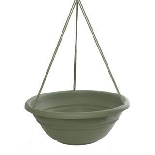 Bloem 17-inch Milano Living green Hanging Basket