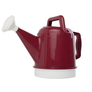 Bloem 2.5-gallon Deluxe Union red Watering Can