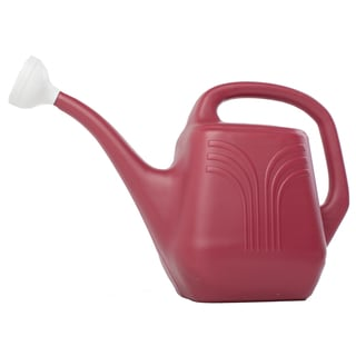 Bloem 2-gallon Union red Watering Can