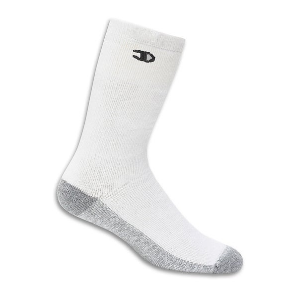 2713e54d Shop Champion Double Dry High Performance Men's Full Cushion Crew Socks 3- Pack - Free Shipping On Orders Over $45 - Overstock - 9698951