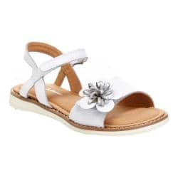 Girls' Hanna Andersson Justina II Sandal White Leather https://ak1.ostkcdn.com/images/products/97/184/P18037320.jpg?impolicy=medium