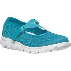 Women's Propet TravelActiv Mary Jane Pacific Nylon Mesh/Polyurethane
