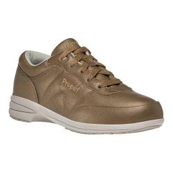 Women's Propet Washable Walker Bronze Leather