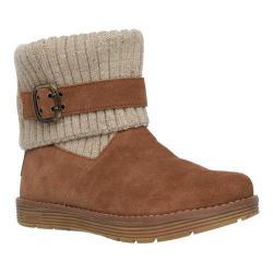 Women's Skechers Adorbs Sweater Boot Chestnut