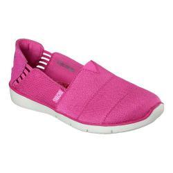 Women's Skechers BOBS Pureflex 2 Alpargata Hot Pink
