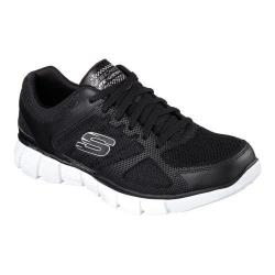 Men's Skechers Equalizer 2.0 On Track Black/White