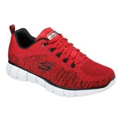 Men's Skechers Equalizer 2.0 Perfect Game Training Shoe Red/Black