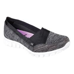 Women's Skechers EZ Flex 2 Slip On Sneaker Fascination/Black/White