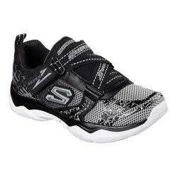 Boys' Skechers Neutron Sneaker Black/Silver