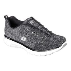 Women's Skechers Synergy Positive Outcome Walking Shoe Black