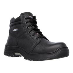 Men's Skechers Work Relaxed Fit Burgin Comp Toe Boot Black
