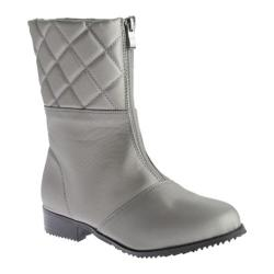 Women's Beacon Shoes Quebec Boot Grey Vylon