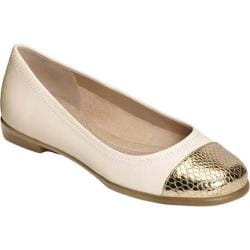 Women's Aerosoles Bechnicolor Flat Bone Leather