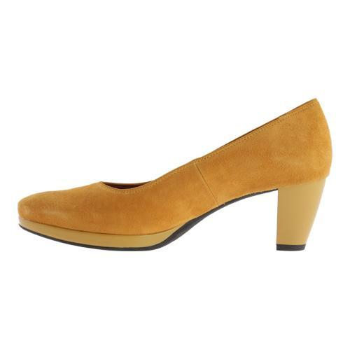 ara Tacy 43402-Yellow Suede (Women's)