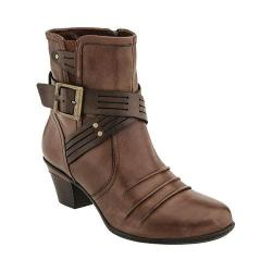 Women's Earth Odyssey Ankle Boot Almond Calf Leather