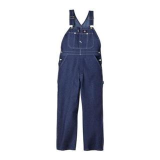 Men's Dickies Indigo Bib Overall 36in Inseam Indigo Blue
