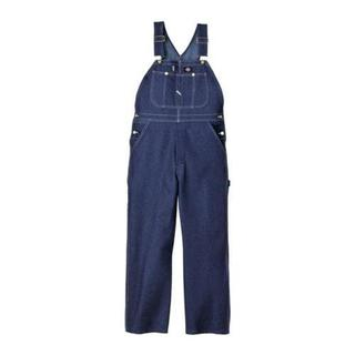 Men's Dickies Indigo Bib Overall 36in Inseam Indigo Blue