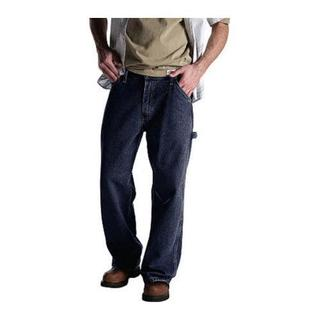 Men's Dickies Relaxed Fit Carpenter Jean 30in Inseam Indigo Blue