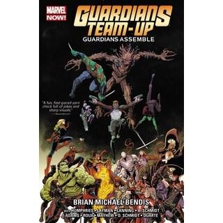 Guardians Team-Up 1: Guardians Assemble (Paperback)