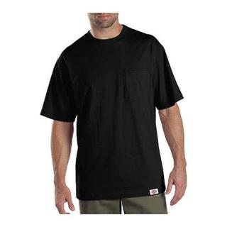 Men's Dickies Short Sleeve 2-Pack T-Shirt Black