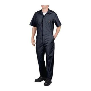 Men's Dickies Short Sleeve Coverall Dark Navy