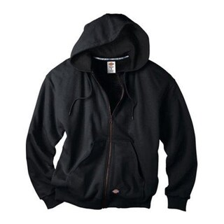 Men's Dickies Thermal Lined Fleece Jacket Black (5 options available)