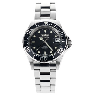 Men's Invicta Pro Diver 8926C 2 Stainless Steel/Black