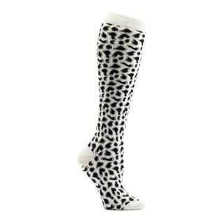 Women's Ozone Giraffe Knee High Socks (2 Pairs) Cream