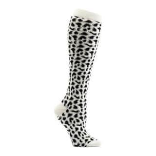 Women's Ozone Giraffe Knee High Socks (2 Pairs) Cream