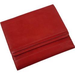 Piel Leather Red iPad 2 Envelope Case