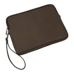 Piel Leather Chocolate iPad Sleeve|https://ak1.ostkcdn.com/images/products/9712448/86/316/Piel-Leather-Chocolate-iPad-Sleeve-P16888128.jpg?impolicy=medium