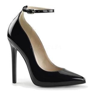 Black Medium Heels Z7F9oqBT