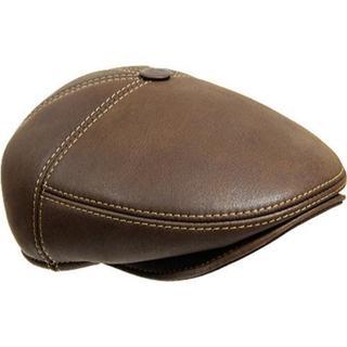 Ricardo B.H. Polo Brown Leather