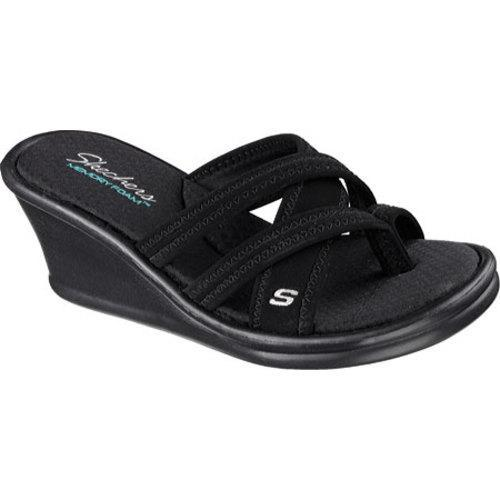 Women's Skechers Rumblers Young At Heart Black - Free Shipping On Orders  Over $45 - Overstock.com - 16891788