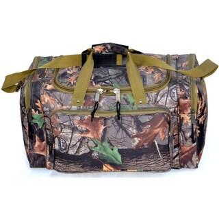 Explorer 22-inch Wildland Camo Duffel Bag
