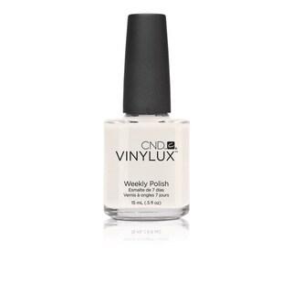 CND Vinylux Studio White 0.5-ounce Nail Polish
