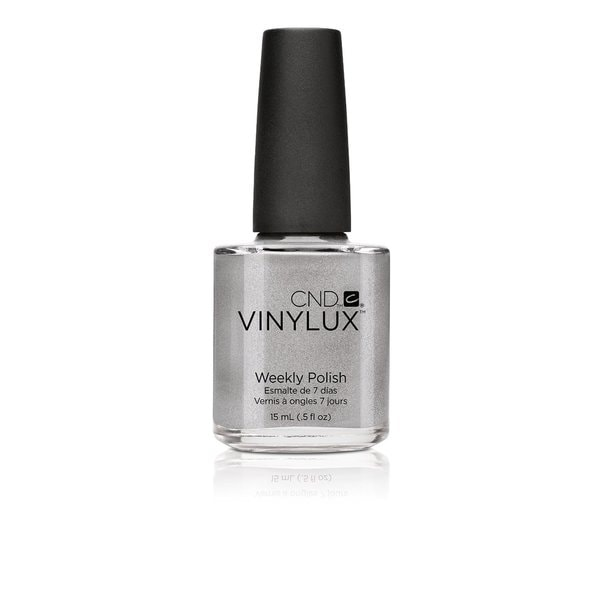 Chrome Nail Powder Cnd: Shop CND Vinylux Silver Chrome Nail Polish