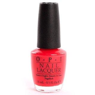 OPI Cajun Shrimp 0.5-ounce Nail Polish